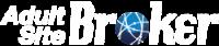 company logo negative version